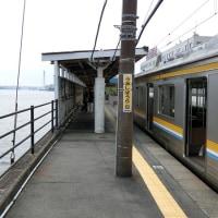 鶴見線・海芝浦駅 (神奈川県横浜市鶴見区) 海に一番近い駅