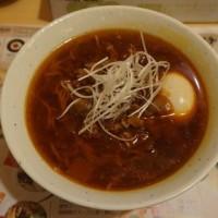 17119 ご当地ラーメン巡@金沢 3月18日 3回目の提供にして初食のメニュー!勝浦タンタンメン