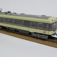 アルペン特急を見たことはないけれど 鉄コレ富山地方鉄道14791形