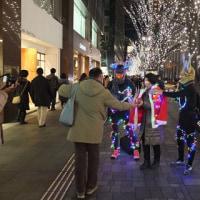2014年12月23日の日比谷~東京駅