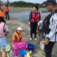 チヌ釣り大会&釣り教室