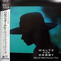 david matthews trio/ waltz for debby