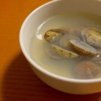 あさりの塩レモンスープ