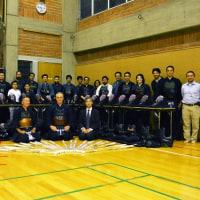 エクアドル剣道 防具寄付 贈呈式 3月6日