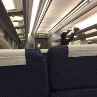 東京駅に着きこれから特急に乗り換え千葉まで行きます。17時11分に着きます。17時半過ぎには家に着きます。旅も終わりです。