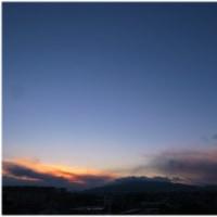 定点からの夕景(Jan15)