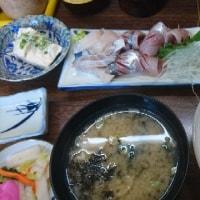 さすけ食堂「さすけ定食」(富津市金谷)