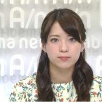 abema news の このアナウンサー「超カワイイ〜!」お父さんは日本人ではないのでは?。