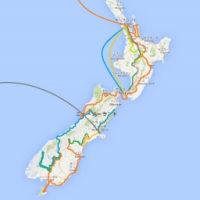 日本一周→ニュージーランド一周→オーストラリア一周