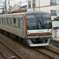 2016年10月22日 東急東横線 自由が丘 東京メトロ 10134F