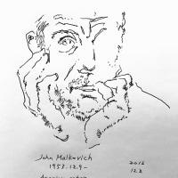 20161202 John Malkovich