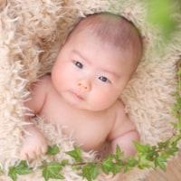 赤ちゃんのお祝い着 お宮参りの一つ身(安城・レンタル)
