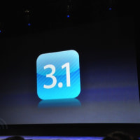 iPhone OS 3.1ȯɽ���������