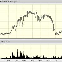 【タイ株】TVO(タイ・ベジタブル・オイル)を買い増ししようと思ったら急上昇