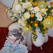 文京シビックホールにお届けのRAY様宛のスタンド花