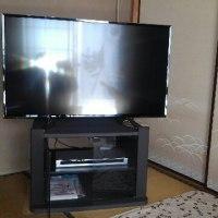 テレビの買い換え をしていただきました
