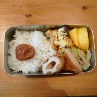 男飯(お弁当)
