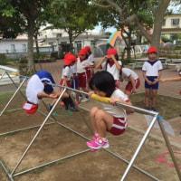多様な動きをつくる運動遊び