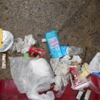 ゴミ拾い日記 170618~170624