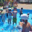 夏休み自由登園日1回目