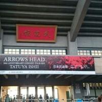 10/21 ARROWS HEAD at 日本武道館