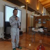 ニホンミツバチ講演会を開催しました