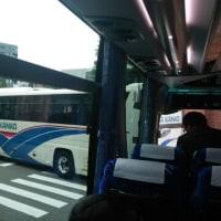 比叡山・中京学習旅行4日目 トヨタ産業技術記念館出発