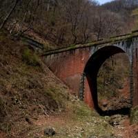 真田軍が陣を張った熊ノ平~碓氷第三橋梁(めがね橋)へ #2