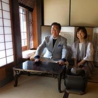広島テレビ「 みよし観光研究所」ロケ