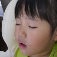 最近の次女。(2歳2ヶ月)