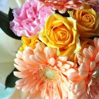 バースデイの祝い花‥その2・②
