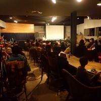 『アラヤシキの住人たち』自主上映会 無事終了しました。
