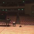 佐藤祐介さんと和光アゼリア大ホールにて新曲録音