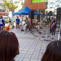 第3回「ふなばしミュージックストリート」観賞 (10/23)
