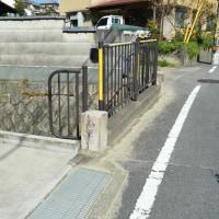 まち歩き伏0296  七瀬川  谷口橋