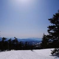 乗鞍岳(雪山)登山してきました