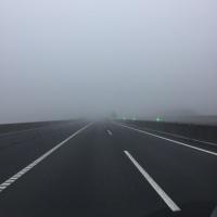 悪天候の運転