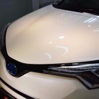 トヨタ・C-HR ハイブリット(モデリスタ) PRO PCX-S8コーティング