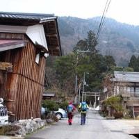 1043           春霞の武奈ヶ岳(比良193)       2017.03.19     曇り後晴れ