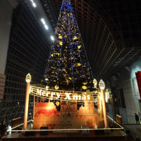「京都駅ビル クリスマスイルミネーション2016」