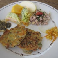 登米市で季節の食材を活かした防災食セミナーを開催していただきました☆