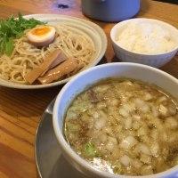 ニボ味噌カリーつけ麺(*^^)v