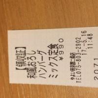 優待消化デー in 京都