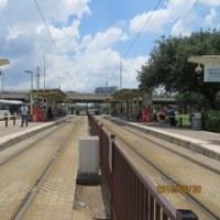 ヒューストン再訪(4)---LRT(路面電車)
