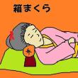 人生の三分一は眠っています。枕で人生が画期的に変わる?枕はなぜ木偏か…