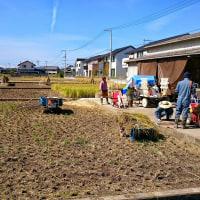 はやしむらフェスト2016 稲刈り体験会