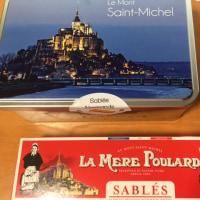 フランスで買った食料品