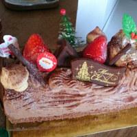 薪のケーキ