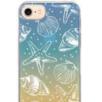 iPhone6の本体カラーも生かす♪お洒落なクリアiPhoneケース