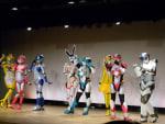 歌って踊れるロボットアイドルユニット「にょロボてぃくす」のライブを観に行きました。